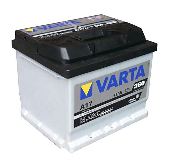 Akumuliatorius Varta Black Dynamic (12V 41 Ah 360 A)
