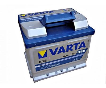 Akumuliatorius Varta Blue Dynamic (12V 44 Ah 440 A)