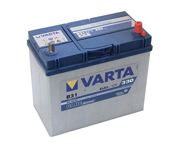 Akumuliatorius Varta Blue Dynamic (12V 45 Ah 330 A)
