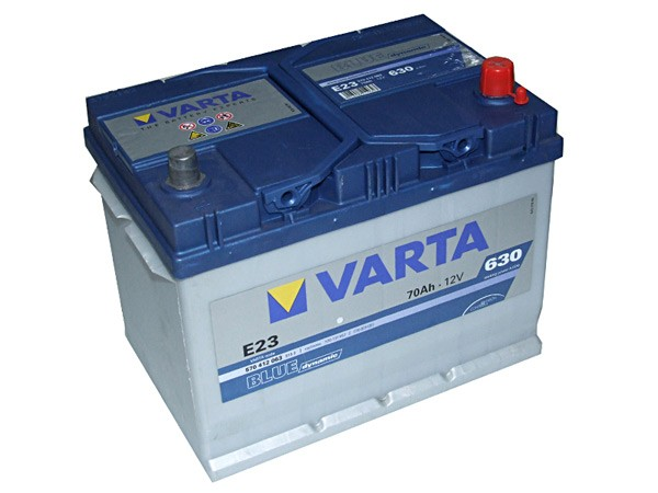 Akumuliatorius Varta Blue Dynamic (12V 70 Ah 630 A)