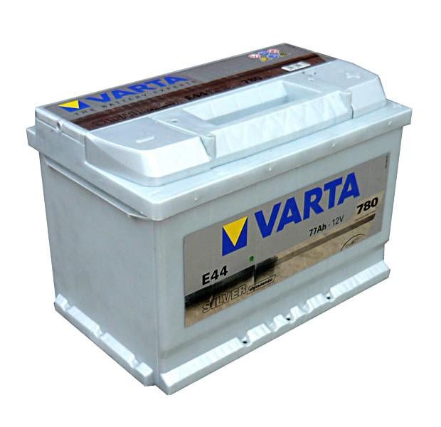 Akumuliatorius Varta Silver Dynamic (12V 77 Ah 780 A)