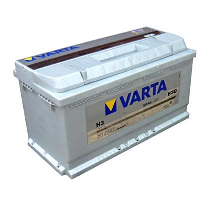 Akumuliatorius Varta Silver Dynamic (12V 100 Ah 830 A)