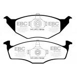 """Stabdžių kaladėlės EBC """"Ultimax"""" DP1433"""