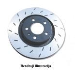 Stabdžių diskai EBC Ultimax USR7277