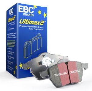 EBC Ultimax2 stabdžių kaladėlės